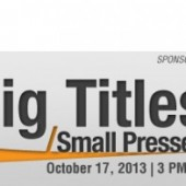 Big Titles/Small Presses