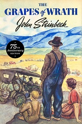 steinbeck Mystery from Crombie, History from Dunmore, & a Steinbeck Anniversary Edition | Fiction Previews, Apr. 2014, Pt. 4