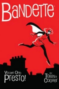 Bandette110813 199x300 The Delights and Pleasures of Comics | Wyatts World