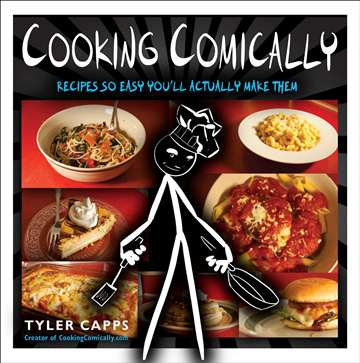 cookingcomic Q&A: Tyler Capps