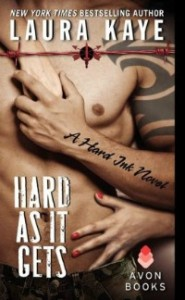 hardasitgets112213 185x300 Xpress Reviews: Fiction | First Look at New Books, November 22, 2013