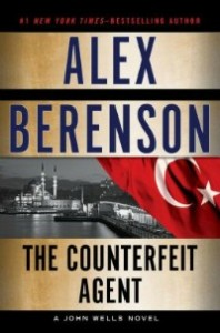 counterfeitagent122713 198x300 Xpress Reviews: Fiction | First Look at New Books, December 27, 2013