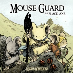 mouseguard1206 Xpress Reviews: Graphic Novels | First Look at New Books, December 6, 2013