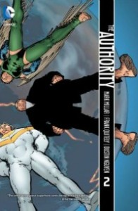 authority011014 196x300 Xpress Reviews: Graphic Novels | First Look at New Books, January 10, 2014