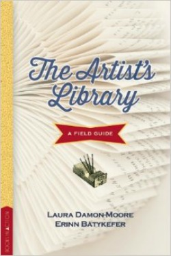 artistslibrary022814 Biblio Maker Spaces: Books as Objects of, and Inspiration for, Art | Wyatts World