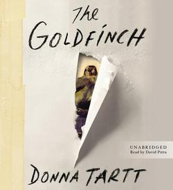 goldfinch Finalists Announced for 19th Annual Audie Awards