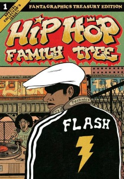 hiphopfamilytree021114 Graphic Novels for African American History Month