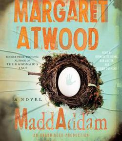 maddaddam Finalists Announced for 19th Annual Audie Awards