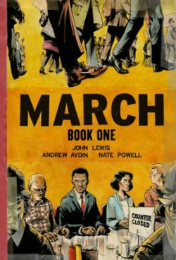 march021114 Graphic Novels for African American History Month