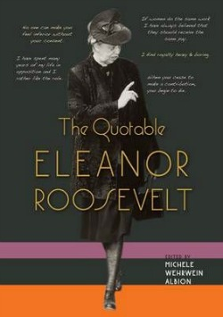 quotable eleanor021414 Reference Short Takes | February 1, 2014