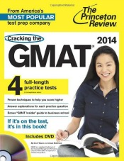 crackingthegmat031714 Ready, Set, Test: A Dozen Titles for Test Takers