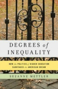 degrees of inequality030714 196x300 Xpress Reviews: Nonfiction | First Look at New Books, March 7, 2014