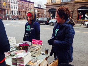 Celebrating St. Patricks Day with a Book: Irish Arts Center Book Day 2014