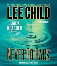 nevergoback032814 Xpress Reviews: Audiobooks | First Look at New Boooks, March 28, 2014