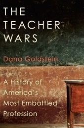 teacherwars1 Wendy Davis, Dana Goldstein, Steven Pinker, Terry Pratchett, Tavis Smiley | Barbaras Nonfiction Picks, Sept. 2014, Pt. 5