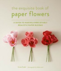 theexquisitebookofpaperflowers032114 Reading for National Craft Month | Wyatts World