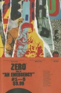 zero032114 198x300 Xpress Reviews: Graphic Novels | First Look at New Books, March 21, 2014