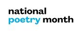 Large Blue RGB NPM Logo Web Celebrating National Poetry Month