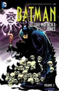 batman042514 196x300 A Graphic Novel on Nelson Mandela; Moench on Batman; Vehlmann & Kerascoët | Xpress Reviews