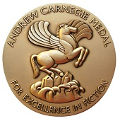 carnegiefiction  The American Library Association Announces the Shortlist for the Andrew Carnegie Medals