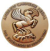 carnegiennon  The American Library Association Announces the Shortlist for the Andrew Carnegie Medals