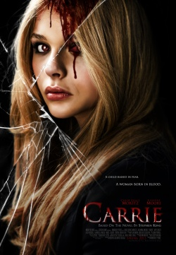 carrie poster Rosemarys Reboot: New Versions of Horror Classics   Pop Culture Advisory