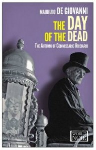 dayofthedead042514 192x300 Fiction from de Giovanni, Freeman, & Pye, Pulp Fiction, & Romance from Rodale | Xpress Reviews