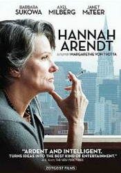 hannaharendt050514 Muscle Shoals, Hannah Arendt, Drama Therapy, & More | Video Reviews