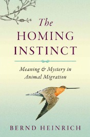 hominginstinct041514 Books for Pet Lovers, Homing Instinct by Heinrich, Accessible Science by Reid, & More | Science & Technology Reviews
