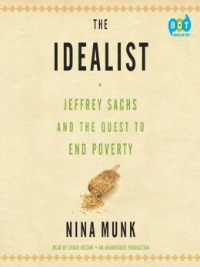 idealist041814 Audiobook fiction from Andrews, Dallas, Evanovich,  Haddam; Economics from Munk | Xpress Reviews