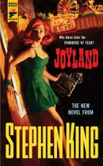 joyland040914 Salvalaggio's Debut of the Month, Johnson's Next Longmire Mystery, & the Series Lineup | Mystery Reviews