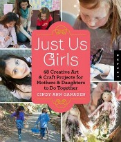 justusgirls041414 How To Sketch, Build Miniature Gardens, Make Handbags, & More | Crafts & DIY Reviews