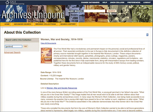 ljx140402websocWWIe2 World at War; Women, War and Society; InfoBase eBooks; eShort Takes; & More | ereviews, World War I