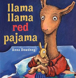llama Checking In, Going Out, Reading All Night  | What Were Reading