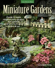 miniaturegardens041414 How To Sketch, Build Miniature Gardens, Make Handbags, & More | Crafts & DIY Reviews