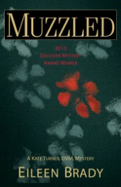muzzled040914 Salvalaggio's Debut of the Month, Johnson's Next Longmire Mystery, & the Series Lineup | Mystery Reviews