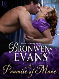 promiseofmore041114 Ebook Romance from Evans & Sands (Historicals), Gail (Paranormal), and Steamy Hunter | Xpress Reviews