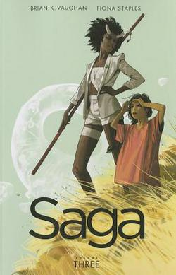 saga Checking In, Going Out, Reading All Night  | What Were Reading