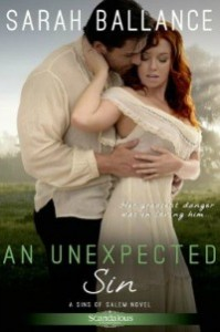 unexpectedsin041814 199x300 E Original Bondage Romance from Archer & Historical Romance from Ballance | Xpress Reviews