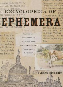 Ephemera 218x300 Reference Questions on Ephemera | Ask Reddy