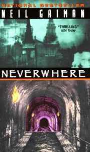GaimanNeverwhere Copy 179x300 Cavett, Gaiman, Gowns, Nuts, Birds, and Rainbows | What Were Reading