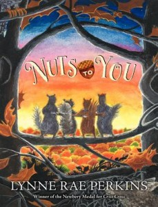 Nuts2YouPerkins Copy 229x300 Cavett, Gaiman, Gowns, Nuts, Birds, and Rainbows | What Were Reading