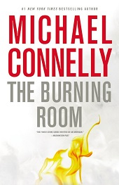 connellyburning Top Selling Authors Connelly, Cornwell, Scottoline, & More | Fiction Previews, Nov. 2014, Pt. 1