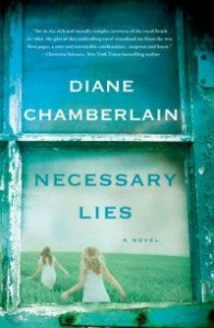necessarylies052314 196x300 Audiobooks from Chamberlain, Doig, Faye, & Hart, plus a New MASH | Xpress Reviews