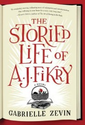 storiedlifeajfikry031914 Barbara Hoffert Talks to Gabrielle Zevin; April LibraryReads | Spotlight
