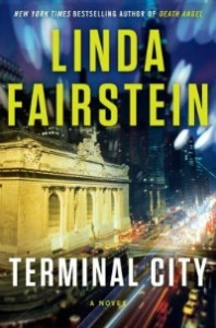 terminalcity052314 198x300 Fiction from Fairstein, Pearson, Janes, and Trenow, with a new Veronica Mars | Xpress Reviews