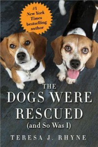 DogsWereRescuedSoWasI 200x300 Post BEA Book Bonanza | What Were Reading