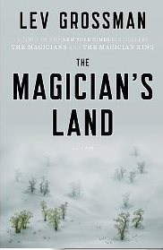 Magicians land Growing Up through Fiction: A Library Journal Day of Dialog Panel