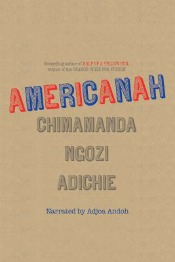 americanah060214 Fiction by Adichie, Carr & Nonfiction About Big Pharma & World War I | Audiobook Reviews
