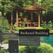 backyardbuilding062714 How To Draw & Paint, Backyard Building with the Stiles, Quilt Color & Patterns, & More | Crafts & DIY Reviews